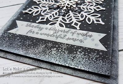 Snowflake Showcase  Satomi Wellard-Independent Stampin'Up! Demonstrator in Japan and Australia, #su, #stampinup, #cardmaking, #papercrafting, #rubberstamping, #stampinuponlineorder,  #papercrafting, #handmadegreetingcard, #snowflakeshowcase  #スタンピンアップ #スタンピンアップ公認デモンストレーター #ウェラード里美 #手作りカード #スタンプ #カードメーキング #ペーパークラフト #スクラップブッキング #ハンドメイド #オンラインクラス #スタンピンアップオンラインオーダー #スタンピンアップオンラインショップ #フェイスブックライブワークショップ #スノーフレークショーケース