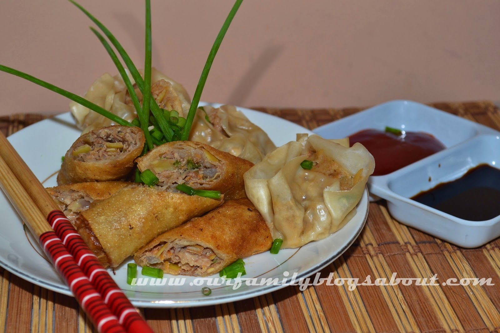 Easy recipe, Hearty lumpia, lumpia, recipe, siomai, siomai recipe,