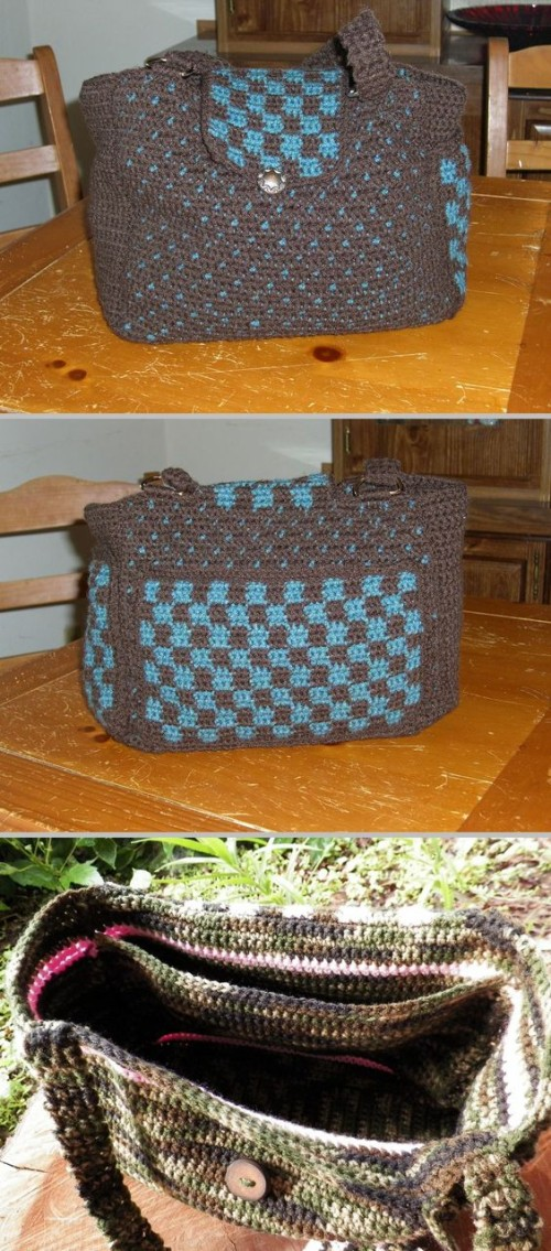 Everyday Tote - Free Pattern