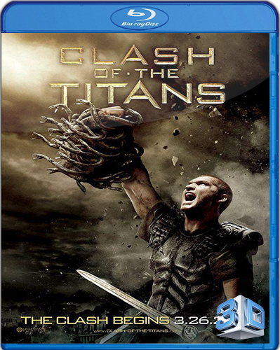 Clash of the Titans [2010] [BD50] [Latino] [3D]