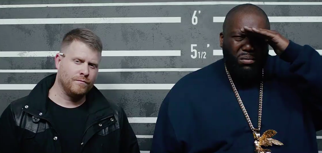 Musikvideopremieren von Run The Jewels x Marteria | Dope Musikvideos - High on Acid and Green