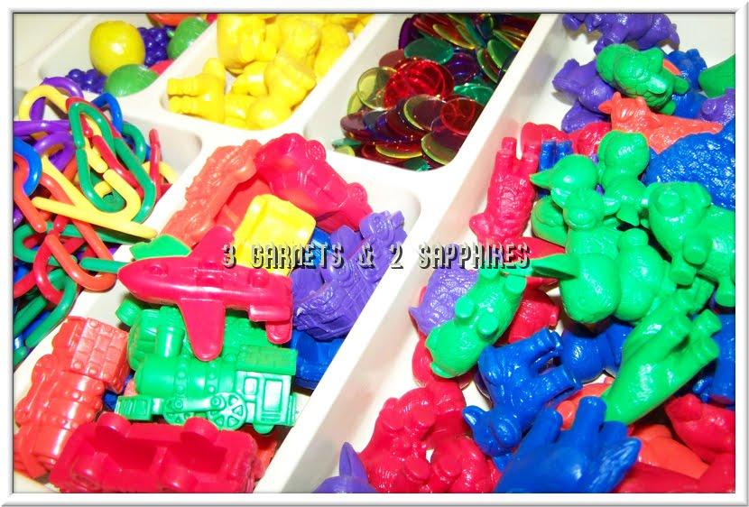 3 Garnets & 2 Sapphires: Finding Balance With Asperger's