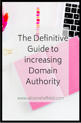 How to increase domain authority on your blog