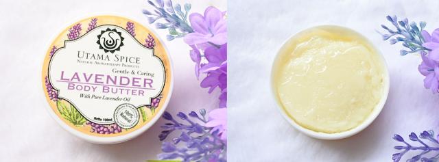 Utama Spice Lavender Body Butter