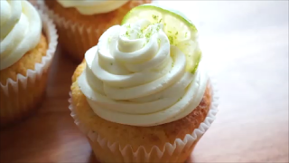 yesil limonlu cupcake tarifi