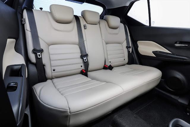 Nissan Kicks SL 2018 Automático CVT - interior