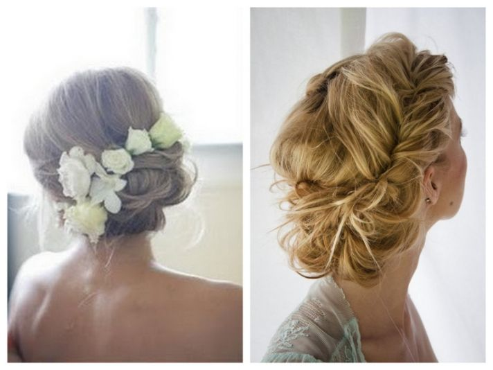 Dawn J's Fashion Wedding Gown: Hairstyles For Vintage Brides
