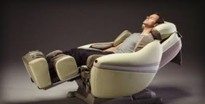 Zero Gravity Massaging Chair | Combination of Massage and stress busting technique