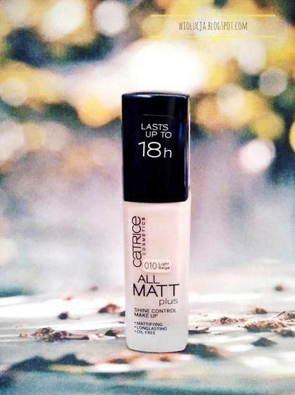 Catrice, All Matt Plus - Shine Control Make Up (#010, Light Beige)