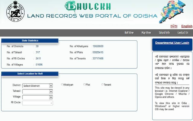 What is Maa Bhoomi Land Records | Check Telangana Pahani Land