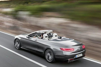 Mercedes S-Class Cabriolet 2018 Review, Price, Specs