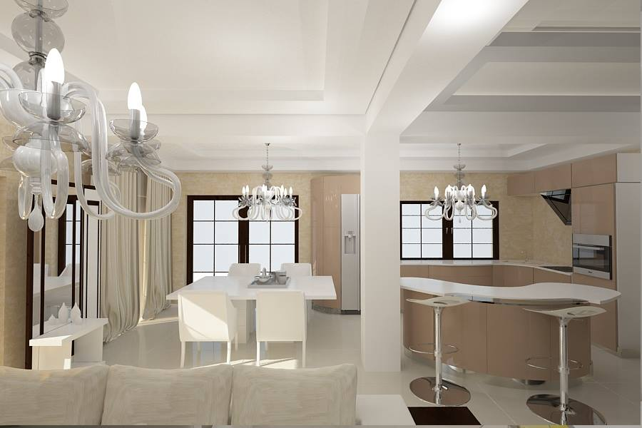 Design interior case moderne Bucuresti-Servicii Design Interior Bucuresti
