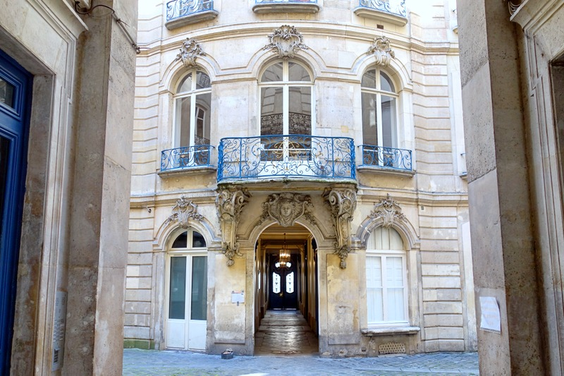 Paris passage des dames de saint chaumond divine for Portent of passage 6