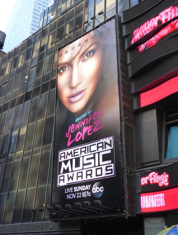 Jennifer Lopez American Music Awards 2015 billboard
