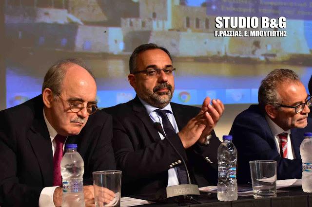 Πρόεδρος στον Δικηγορικό Σύλλογο Ναυπλίου εξελέγη και πάλι ο Δημήτρης Ορφανός