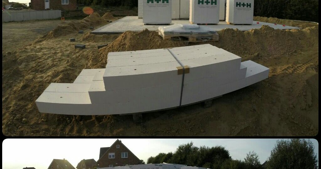 benny und janina bauen eine stadtvilla die ytong steine sind da. Black Bedroom Furniture Sets. Home Design Ideas