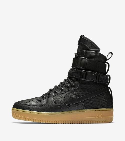 Nike SF AF-1 Black-Gum preço