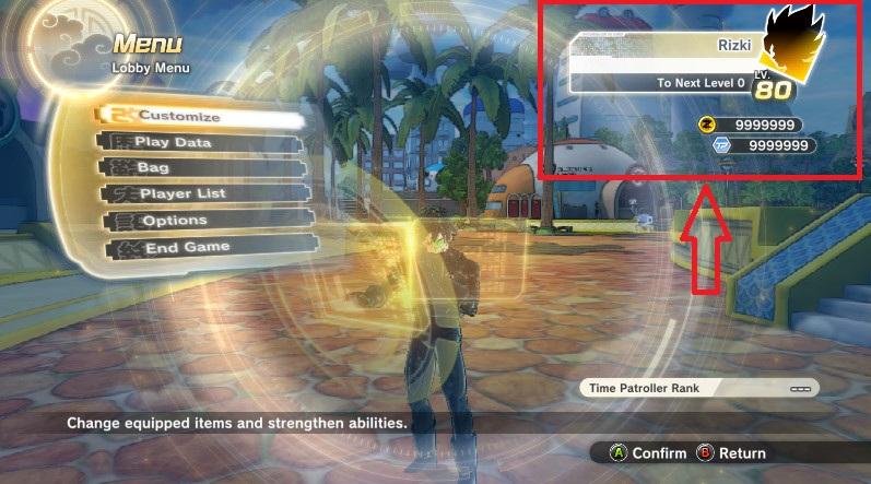 Dragon ball xenoverse 2 save game download
