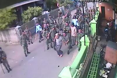 Komnas HAM : Penganiayaan Yang Dilakukan TNI AU Di Medan Bukan Pelanggaran HAM Berat - Commando