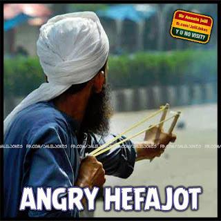 Bangladeshi angry bird