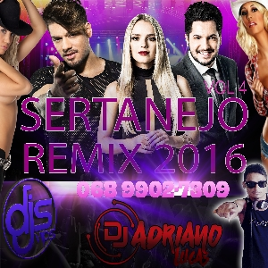 Sertanejo Remix Vol. 4 ( 2016 ) download grátis