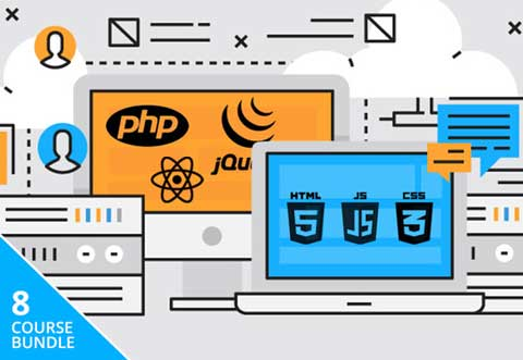Full Stack Web Development Bundle Discount