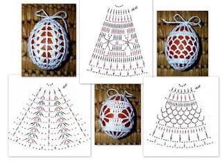 Galeria Rozmaitości Wzory Szydełkowe Wielkanoc