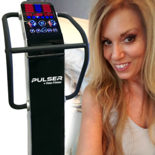 Pulser for weight loss with red light therapy by barbies beauty bits and Slim Silhouettes In Virginia Beach