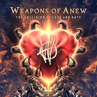 "Το βίντεο των Weapons of Anew για το ""Killshot"" από το album ""The Collision of Love and Hate"""