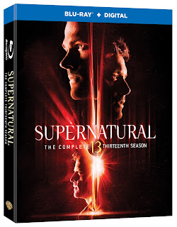 Supernatural: The Complete Thirteenth Season Blu-Ray