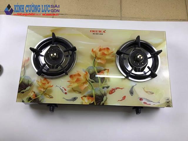 Dịch vụ in tranh ảnh lên mặt kính cường lực bếp gas giá TỐT