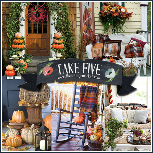 Our 8 Best Spring Decor Ideas Home Tour: FREE Fall Digital Washi Tape Collection