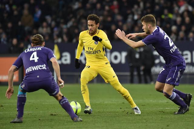 Hasil Liga Perancis, Neymar Jadi Penentu Kemenangan PSG