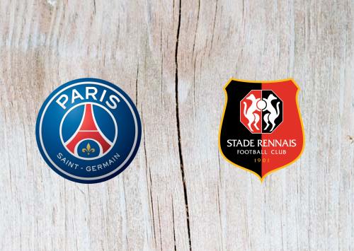 Paris Saint-Germain vs Rennes Full Match & Highlights 27 January 2019