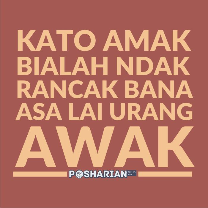 Quote dan Meme Minang Lucu
