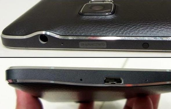Desain Kulit Samsung Galaxy Note 4