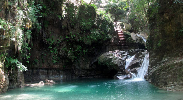 Los 27 charcos de Damajagua en Puerto Plata - República Dominicana