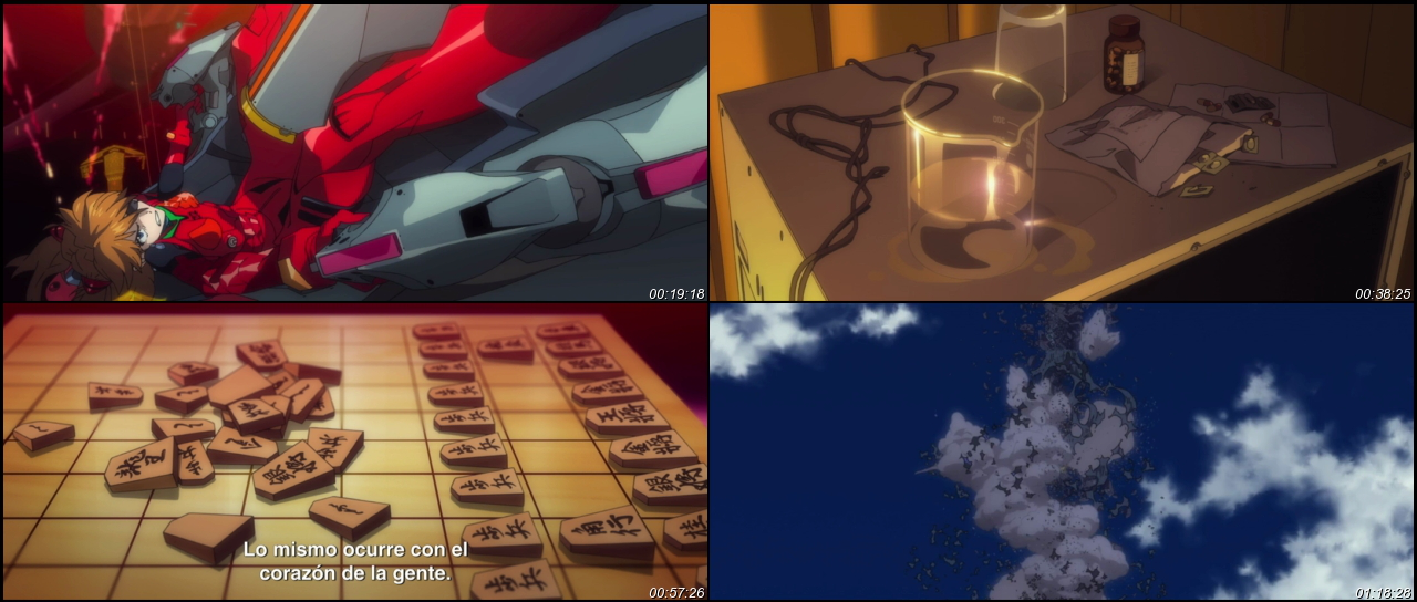 Evangelion: 3.0 You Can (Not) Redo 2012