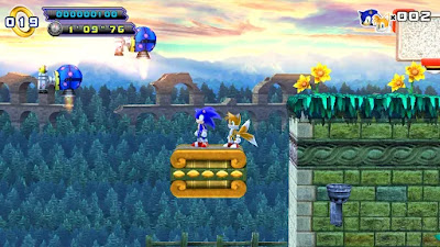 Sonic 4 Episode II v1.9 APK+DATA