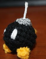 http://www.ravelry.com/patterns/library/mini-bob-omb-pattern