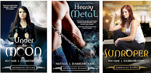 The Goddesses Rising trilogy