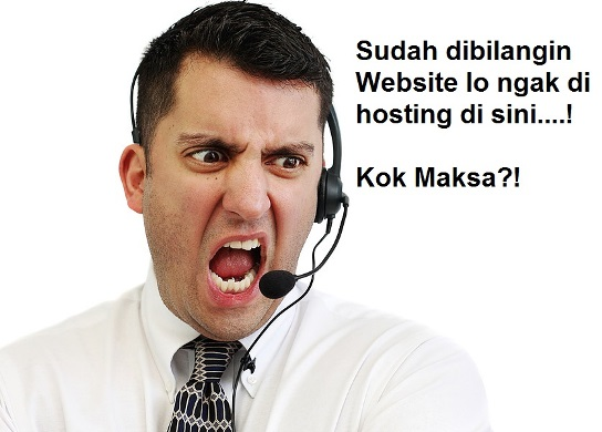 layanan customer service web hosting sebaiknya 24 jam sehari