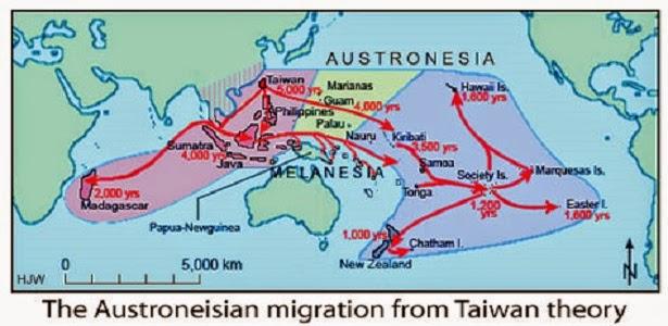 Asal Usul Kedatangan Nenek Moyang Indonesia Dan Persebaran Nenek Moyang Bangsa Indonesia The Origin Of Ancestors Indonesia Berbagaireviews Com