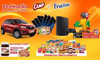 Promoção Camp Fructus 2018