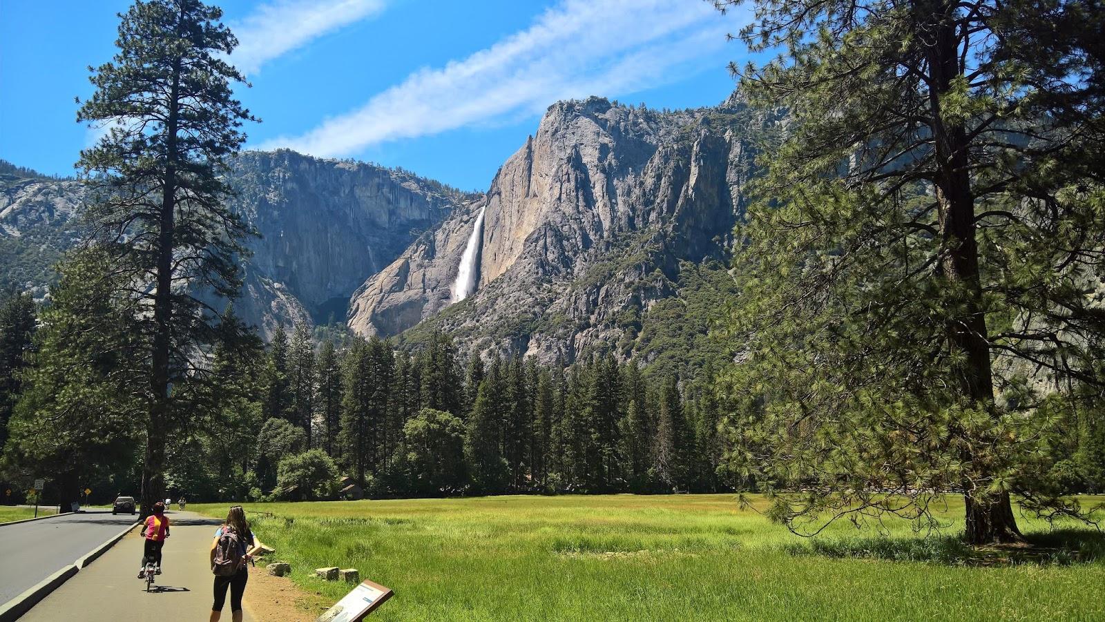 yosemite kansallispuisto national park california matkailu matkajuttu mallaspulla