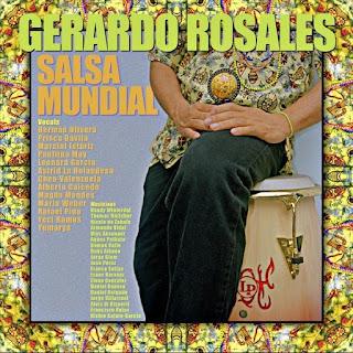 SALSA MUNDIAL - GERARDO ROSALES (2008)