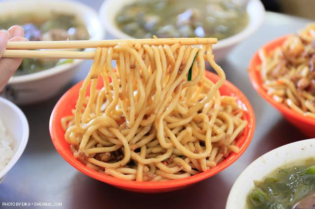 MG 9764 - 梁嫂炒麵肉燥飯,台中人氣傳統早午餐,口味與價位就見仁見智囉!