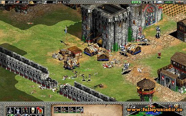 Age of Empires II The Age of Kings PS2