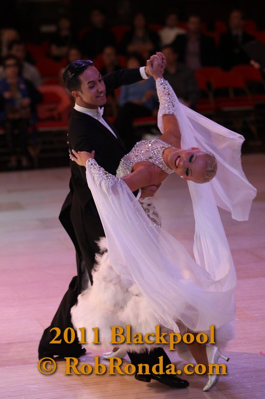 Dancesport Fashion Blackpool Dance Festival Amateur
