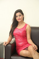Shipra Gaur in Pink Short Tight Dress ~  Exclusive Poshoot 02.JPG
